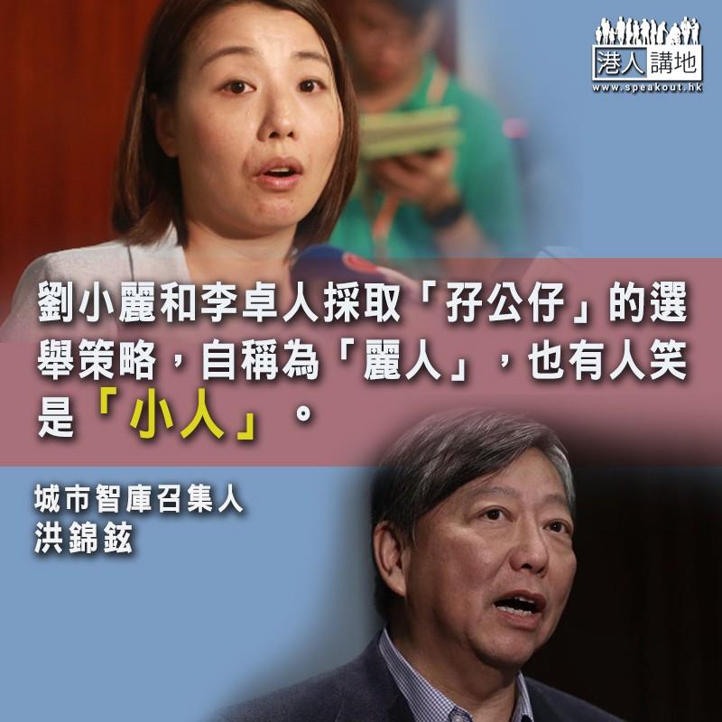 劉小麗「預了」不符合參選資格?