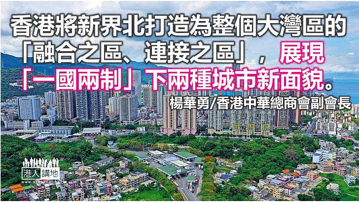 香港須藉助前海方案乘勢而上